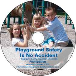 playground safety is no accident 5th edition
